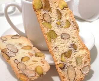 Egg White Biscotti