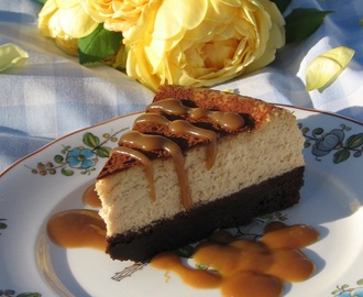 Coffee Cheesecake For Father's Day