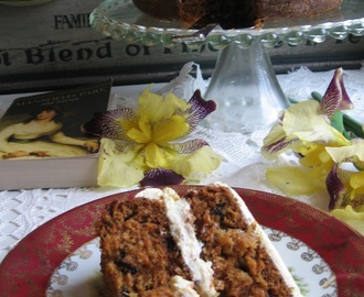 Carrot & Pineapple Cake