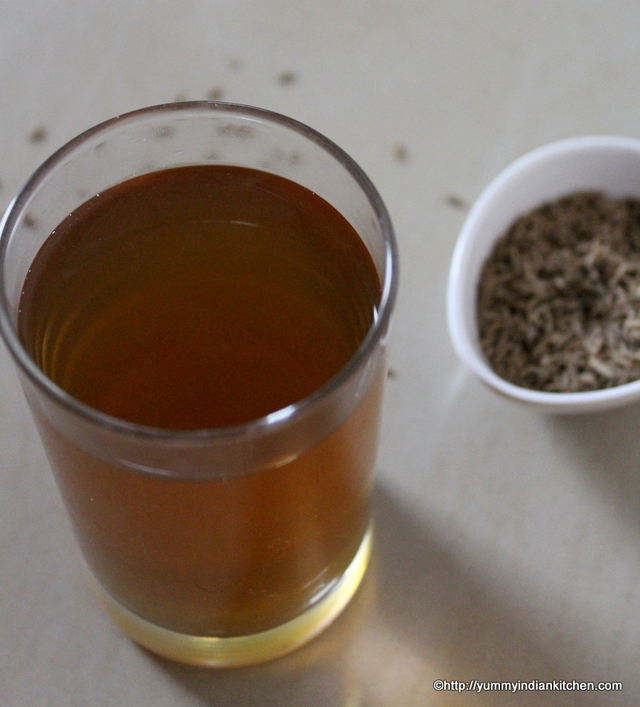 Jeera Water Recipe For Weight Loss | Cumin Water Drink