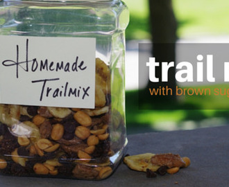 Homemade Trail Mix (With Brown Sugar Pecans!)