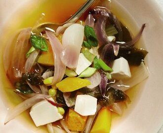 Immune-Boosting Miso Soup