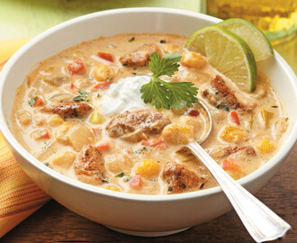 Chile Chicken Soup