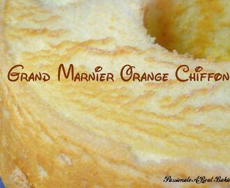 Aspiring Bakers #1: Grand Marnier Orange Chiffon Cake