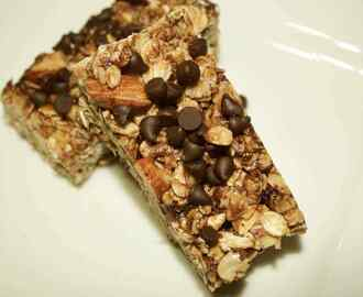 Granola Bar Healthy Sweet