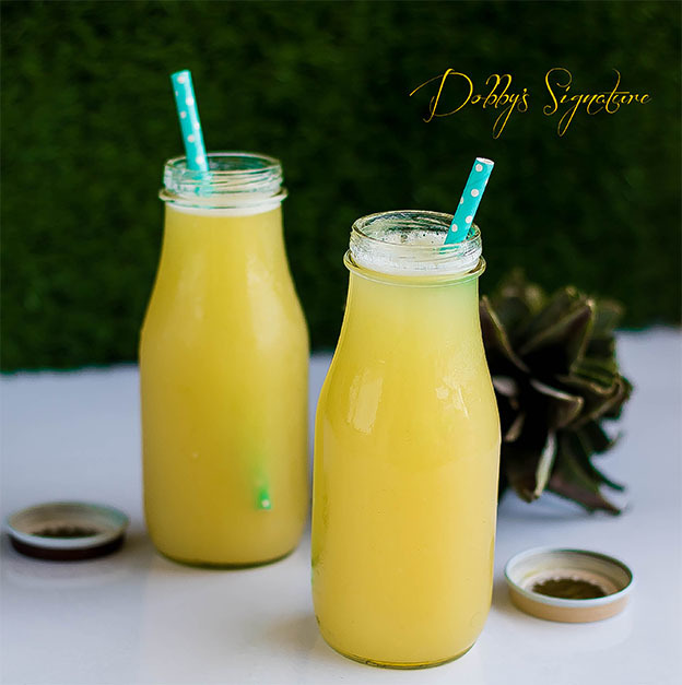 How To Make Ginger Pineapple