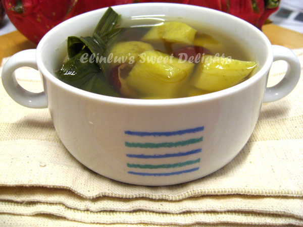 Sweet Potato 'Tong Sui ' / Sweet Soup