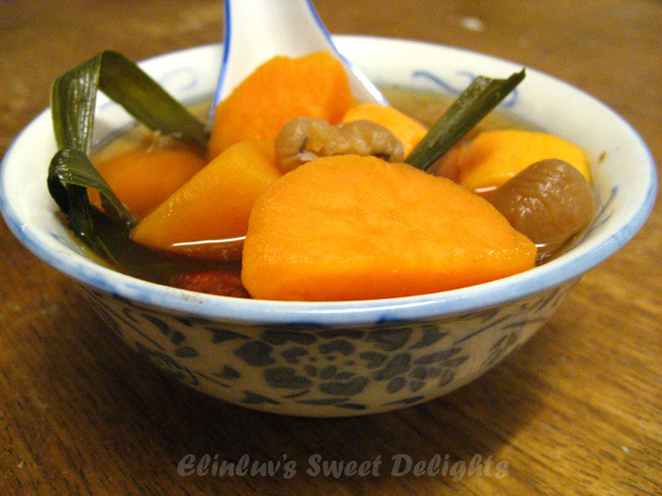 Australia Sweet Potato Sweet Soup/Tong Sui