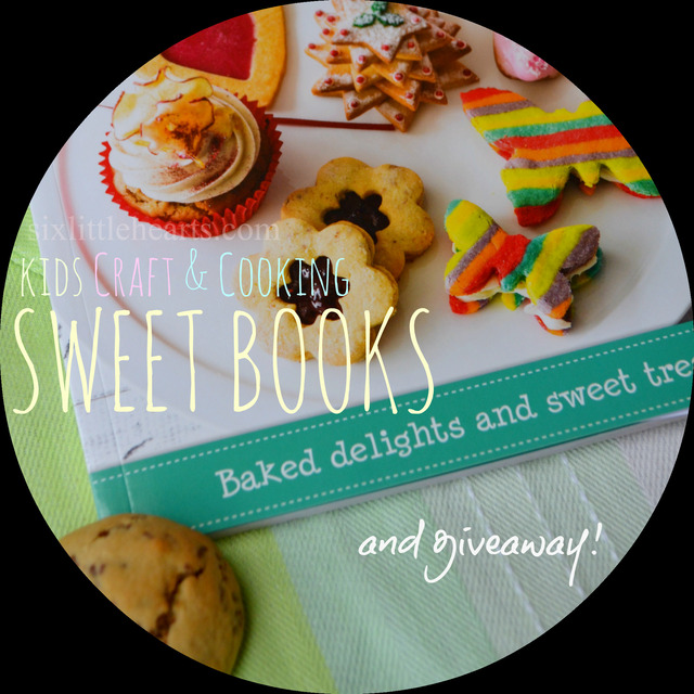 Sweet Books For Kids - A Review, a Giveaway and a Funfetti Cookie Recipe #SLHFeaturedThursdays