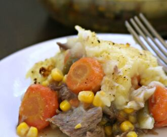 Shepherd's Pie with Pot Roast Recipe | 2 Reasons we Love it!