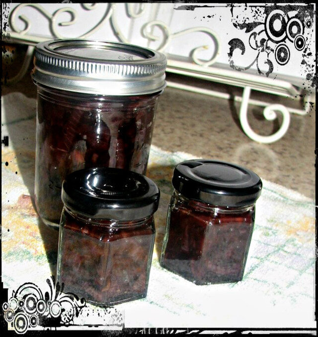 Day 17: Caramelised Red Onion Relish
