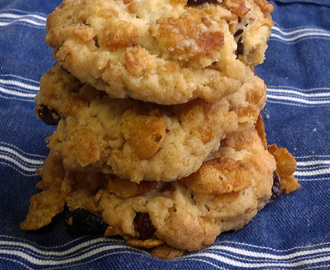Sunday Baking - Cornflake Biscuits