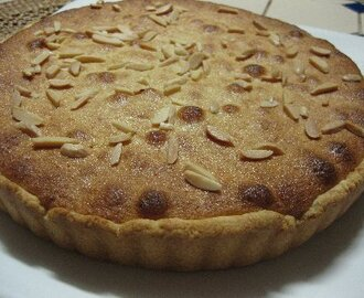 Daring Bakers June - Bakewell Tart…er…Pudding