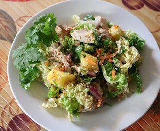 Island Chicken Pineapple Salad