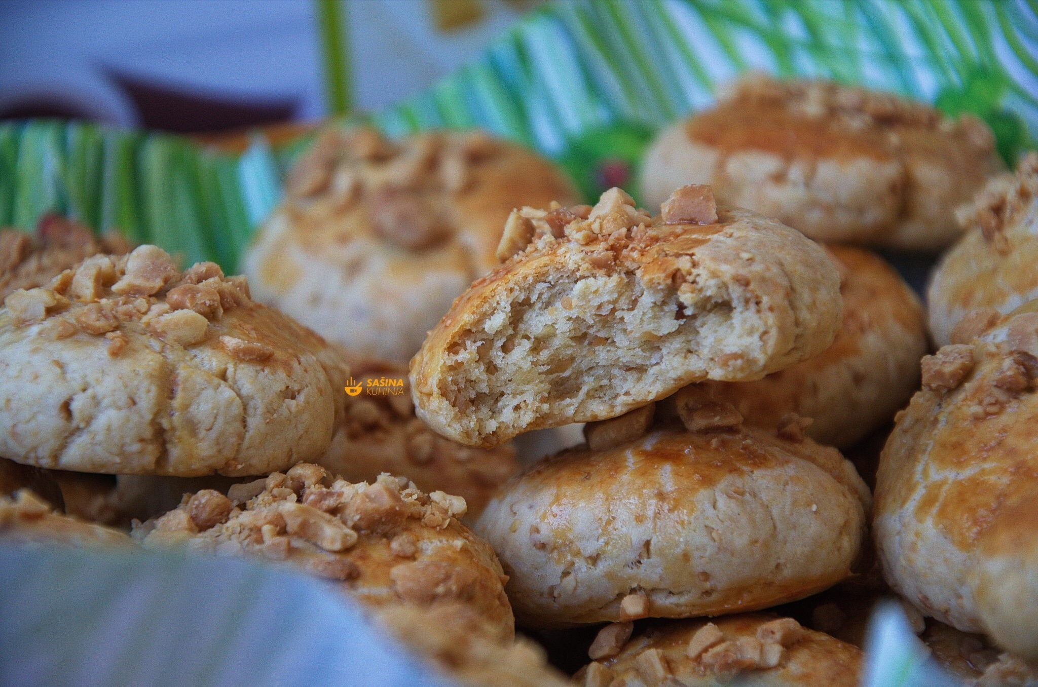VIDEO – Salted Peanuts Cookies Kikiriki Pogačice