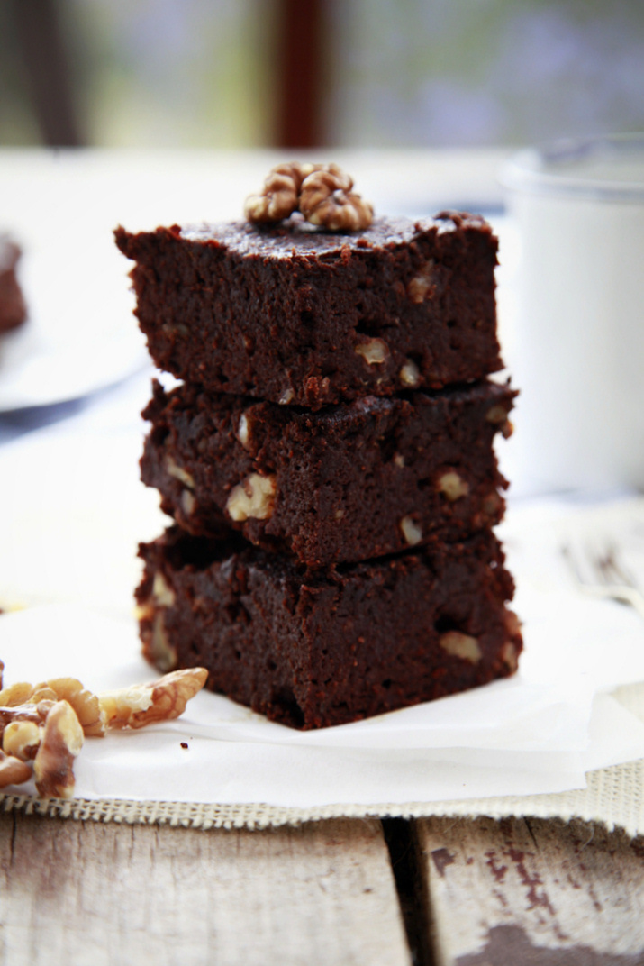 No Ordinary Chocolate Brownie - GF, DF, Refined Sugar Free!