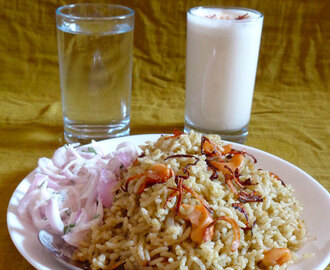 Pudina rice | How to make pudina rice