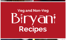 18 biryani recipes