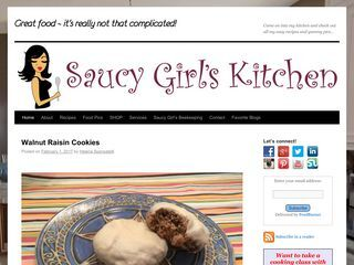 Saucy Girl's Kitchen