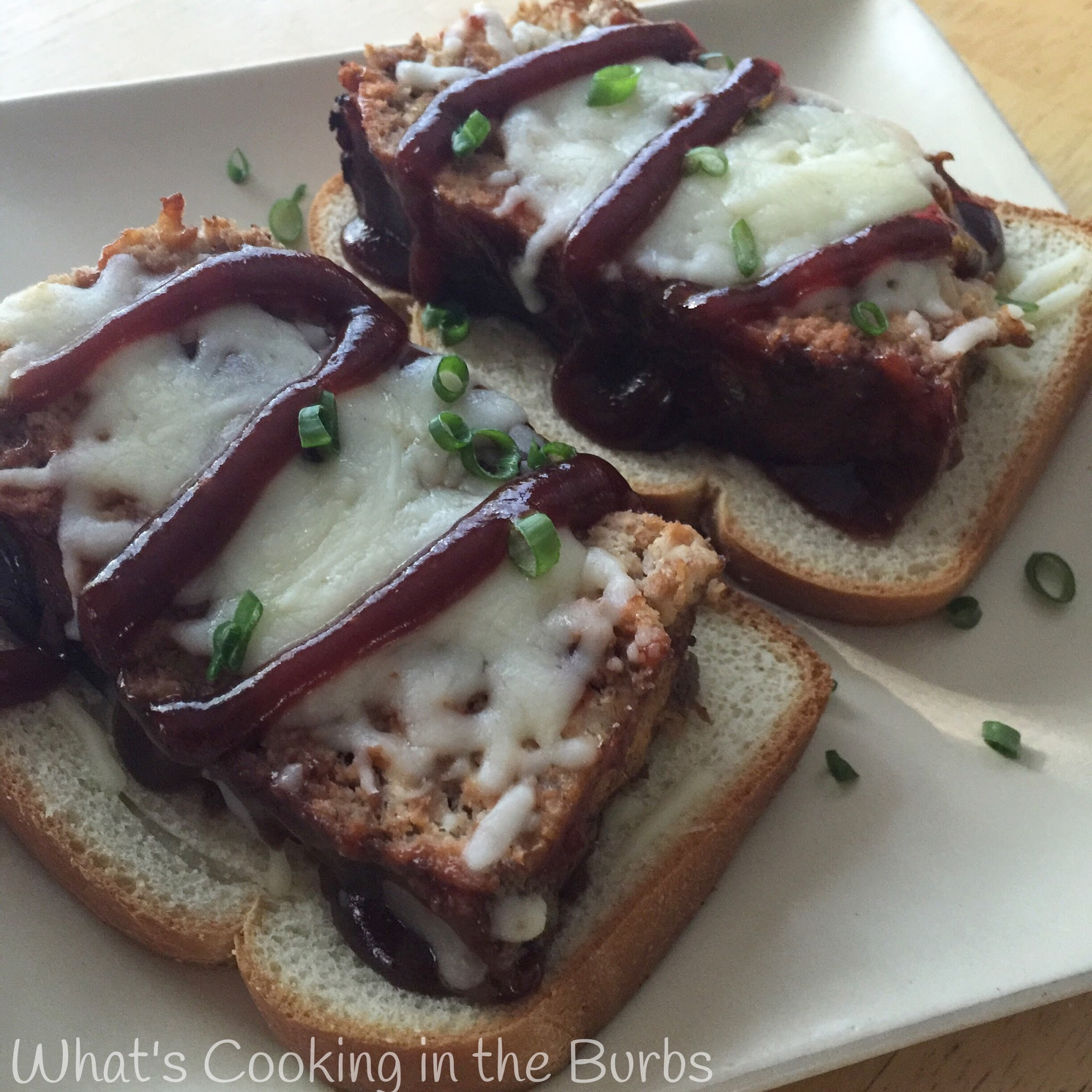 Meatloaf Melts