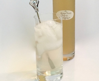 Homemade Ginger Ale: #Recipe