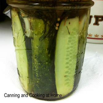 {Marybelles} Polish Dill Pickles