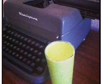 Green Monster Smoothies :)