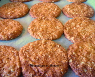 """A Baker's Odyssey"" Personal Challenge # 12 Anzac Cookies"
