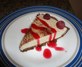 Nutty Cheesecake
