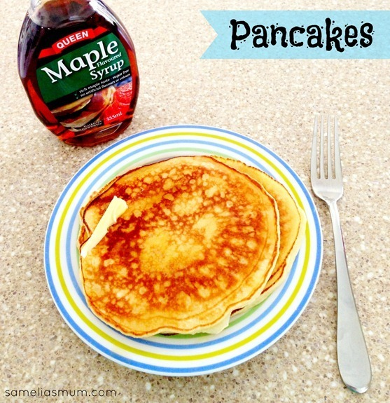 Pancake Day {Recipe}