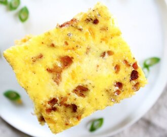 Bacon, Egg, & Cheese Breakfast Casserole
