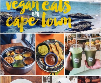 Vegan Eats in Cape Town, South Africa
