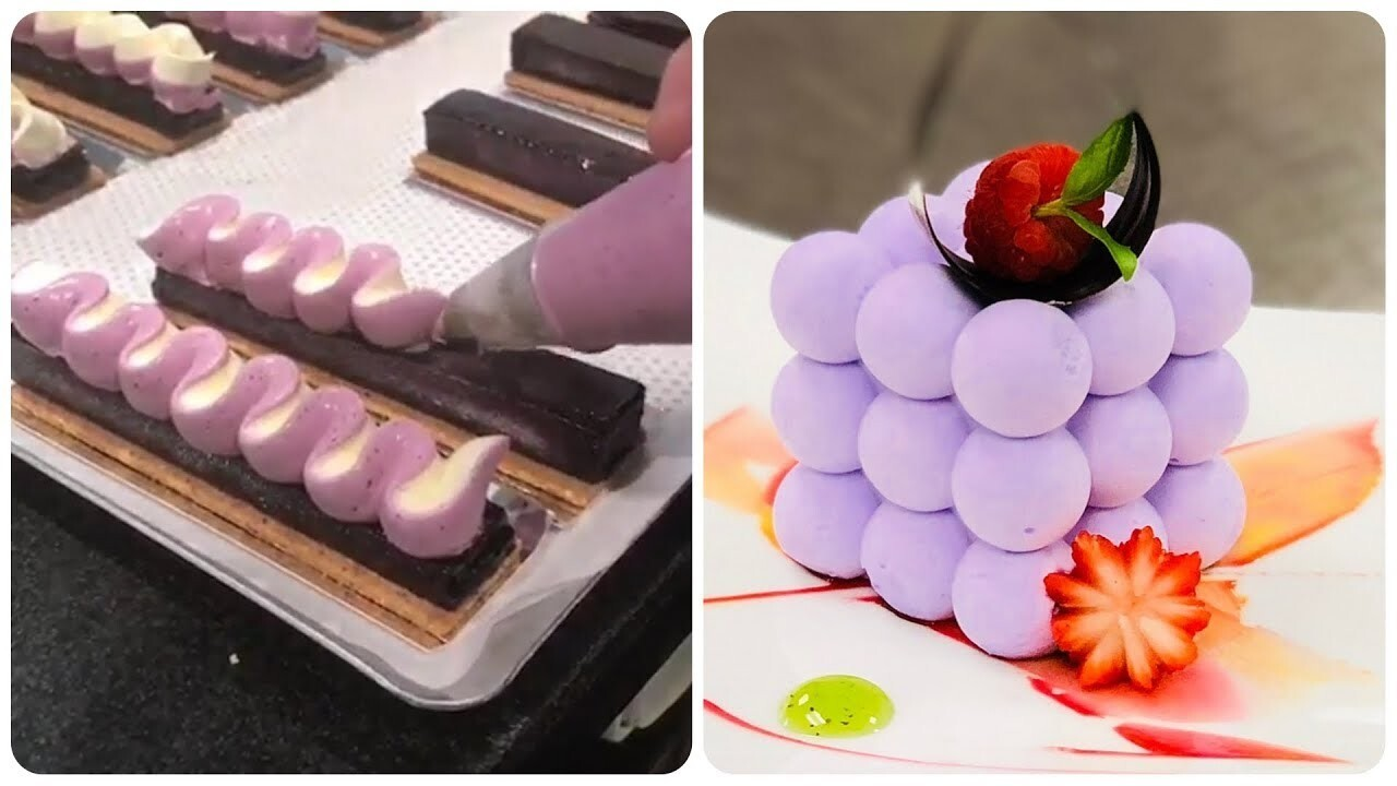 So Yummy! Tasty desserts #2 🍰Video for the Sweet tooth 😍Amazing Cake Decorating Ideas Compilation