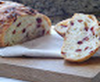Cranberry Orange Almond Artisan Bread and a post to gather your favorite Artisan Bread creations