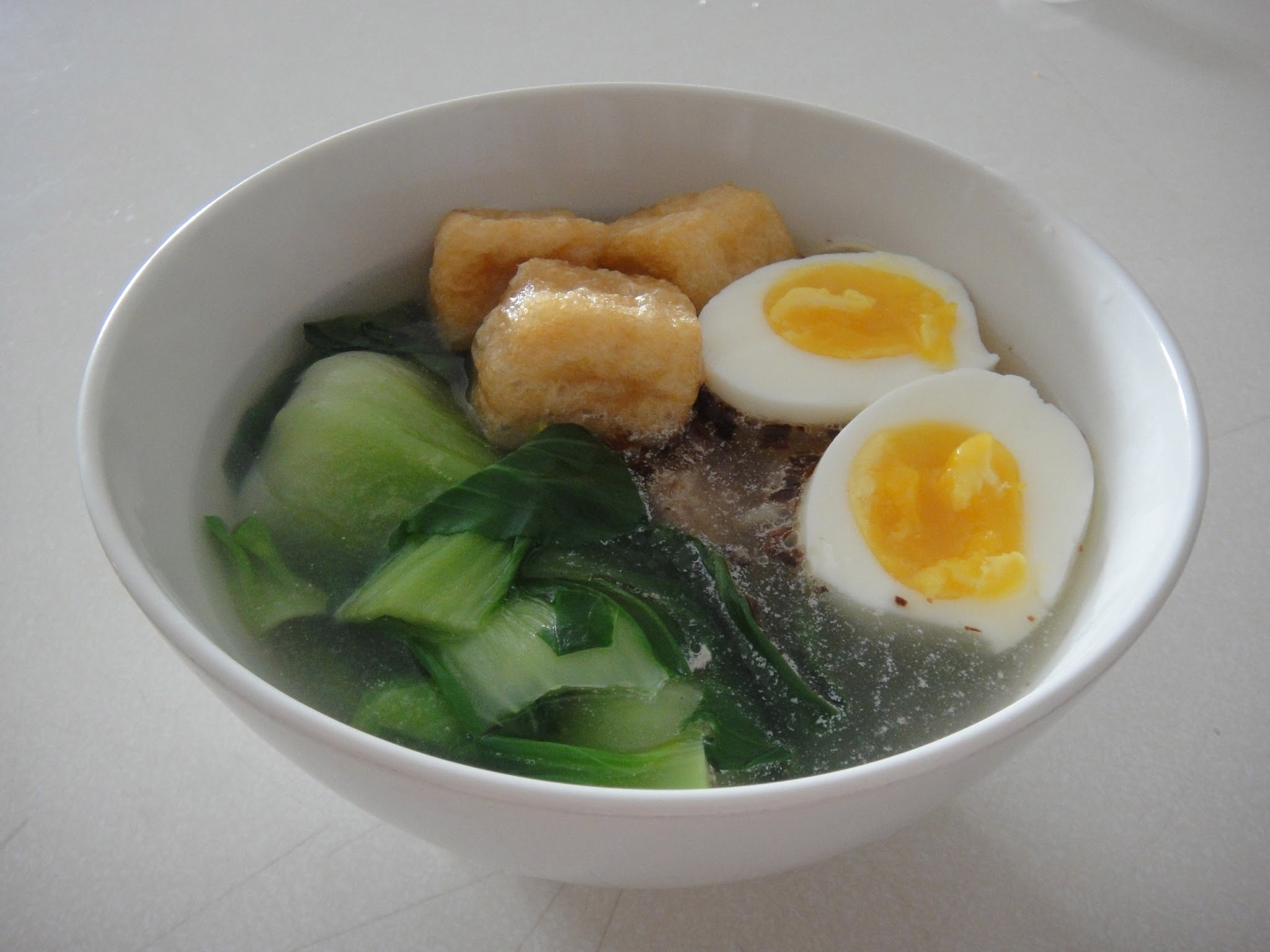 How to make ramen a healthy meal?
