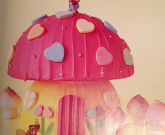 #79: Magic Toadstool Cake