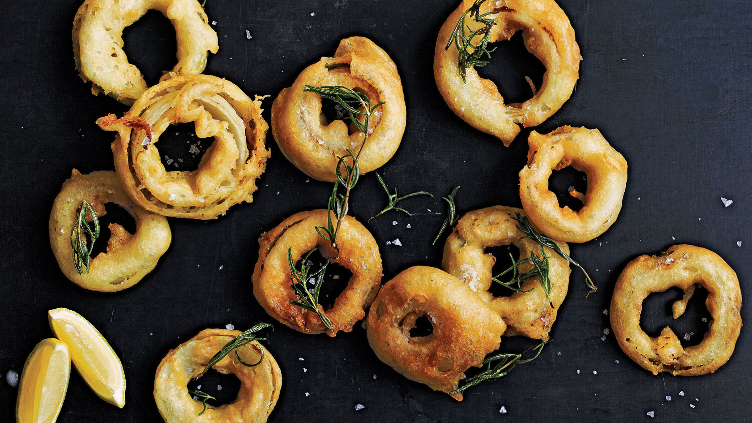 Martha's Favorite Onion Rings