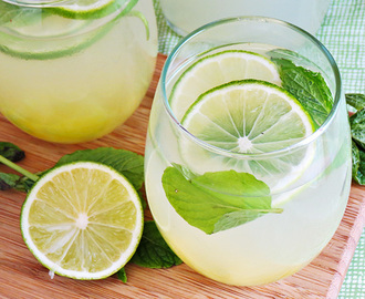 Pineapple Vodka Limeade Recipe