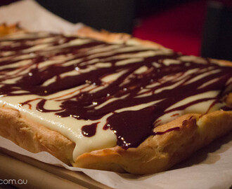 Recipe: Chocolate Eclair Cake