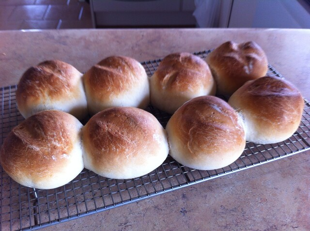 Bread Rolls in Under an Hour