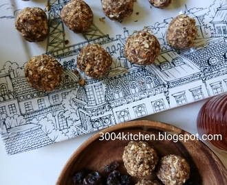 元氣波波球 No Bake High Protein Balls