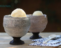 No-churn durian ice cream