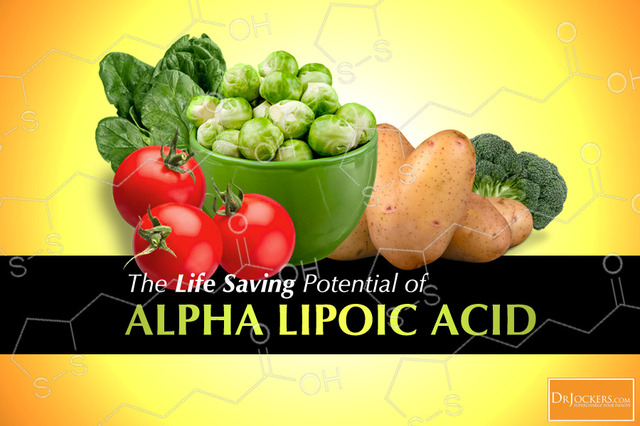 The Life Saving Potential of Alpha Lipoic Acid