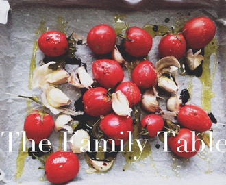 The Family Table: Part 3. Adriane Strampp.