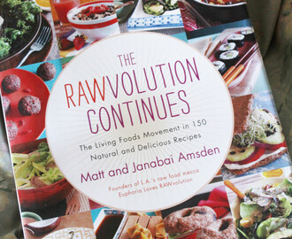 book review: the rawvolution continues