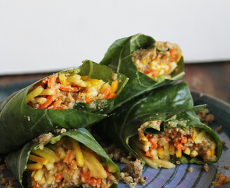 raw burrito wraps