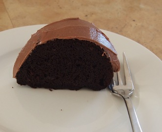 Magic Bean Chocolate Cake