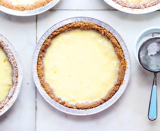 Easy Peasy Lemon Tarts