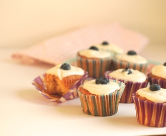 The Best Carrot Cake Muffin Recipe!
