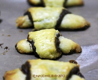 Bake Along #50 Nutella Rugelach (Barefoot Contessa)